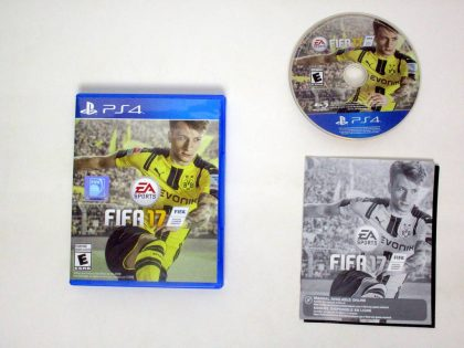 FIFA 17 game for Sony PlayStation 4 -Complete