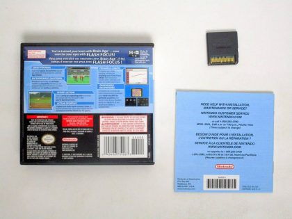 Flash Focus Vision Training game for Nintendo DS | The Game Guy
