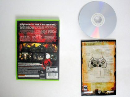 Gears of War game for Microsoft Xbox 360   The Game Guy