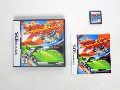 Hot Wheels: Track Attack game for Nintendo DS -Complete