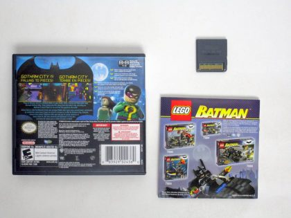 LEGO Batman The Videogame game for Nintendo DS | The Game Guy