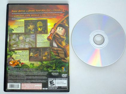 LEGO Indiana Jones The Original Adventures game for Sony PlayStation 2 | The Game Guy