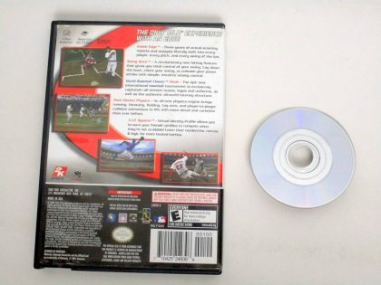 Major League Baseball 2K6 game for Nintendo GameCube | The Game Guy