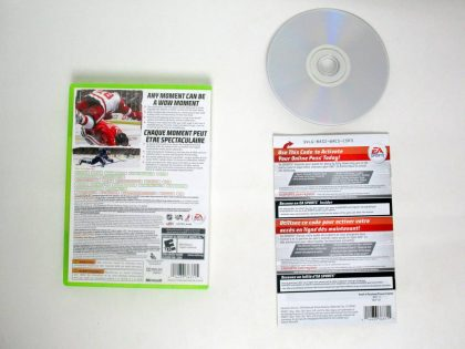 NHL 11 game for Microsoft Xbox 360 | The Game Guy