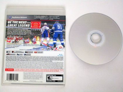 NHL 12 game for Sony PlayStation 3 | The Game Guy