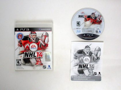 NHL 14 game for Sony PlayStation 3 -Complete