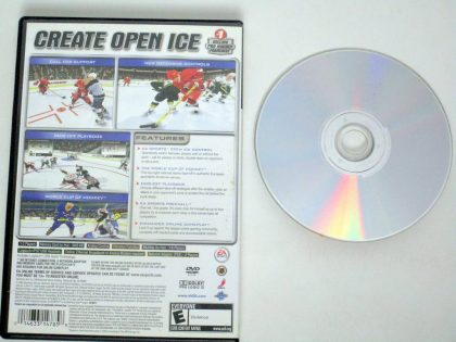 NHL 2005 game for Sony PlayStation 2 | The Game Guy