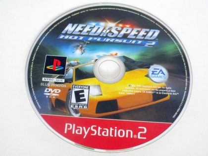 Need for Speed 2 Hot Pursuit game for Sony PlayStation 2 -Loose