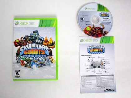 Skylander's Giants Portal Owners Pack game for Microsoft Xbox 360 -Complete