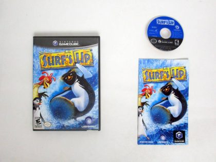 Surf's Up game for Nintendo GameCube -Complete