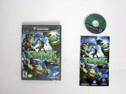 TMNT game for Nintendo GameCube -Complete