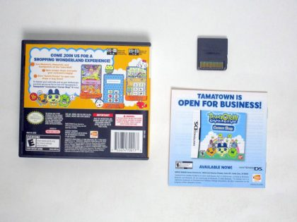 Tamagotchi Connection Corner Shop 2 game for Nintendo DS | The Game Guy