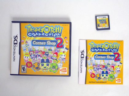 Tamagotchi Connection Corner Shop 2 game for Nintendo DS -Complete