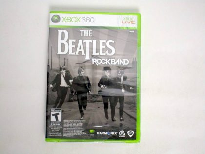 The Beatles: Rock Band game for Microsoft Xbox 360 -New