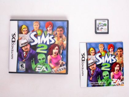 The Sims 2 game for Nintendo DS -Complete