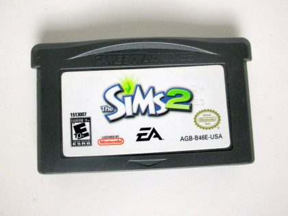 The Sims 2 game for Nintendo Game Boy Advance -Loose