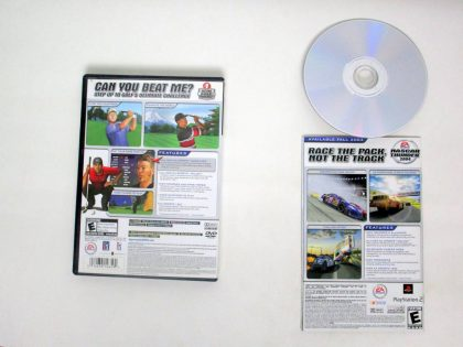 Tiger Woods 2004 game for Sony PlayStation 2   The Game Guy