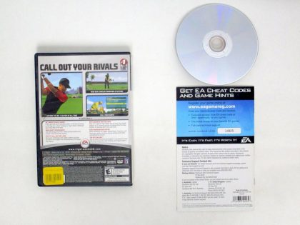Tiger Woods 2006 game for Sony PlayStation 2   The Game Guy