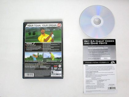 Tiger Woods 2007 game for Sony PlayStation 2   The Game Guy