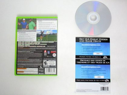 Tiger Woods 2009 game for Microsoft Xbox 360 | The Game Guy