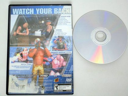 WWE Smackdown Here Comes the Pain game for Sony PlayStation 2 | The Game Guy