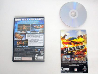WWE Smackdown vs. Raw 2008 game for Sony PlayStation 2 | The Game Guy