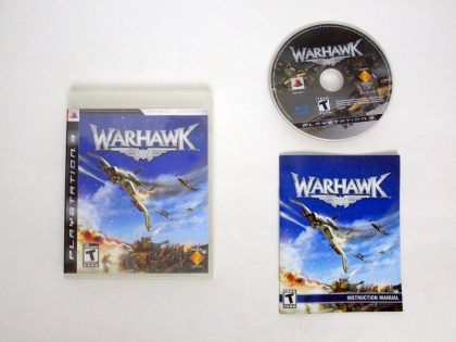 Warhawk Bundle game for Sony PlayStation 3 -Complete
