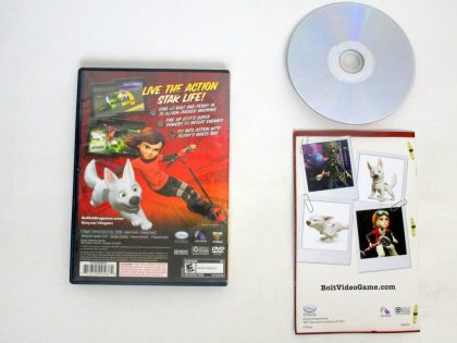 Bolt game for Sony PlayStation 2   The Game Guy