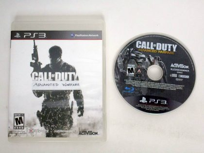 Call of Duty: Modern Warfare 3 game for Sony PlayStation 3 -Game & Case