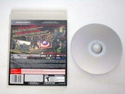 Captain America: Super Soldier game for Sony PlayStation 3 | The Game Guy
