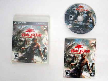 Dead Island game for Sony PlayStation 3 -Complete