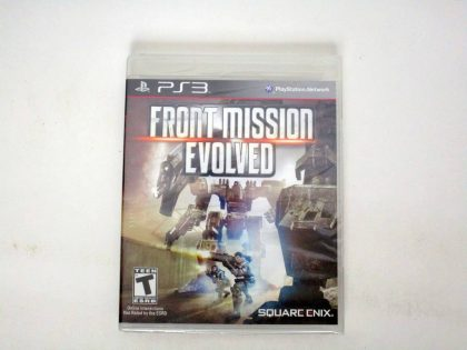 Front Mission Evolved game for Sony PlayStation 3 -New