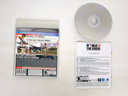 MLB 12: The Show game for Sony PlayStation 3 | The Game Guy