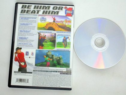 Tiger Woods 2003 game for Sony PlayStation 2   The Game Guy