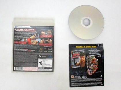 UFC 2009 Undisputed game for Sony PlayStation 3 | The Game Guy