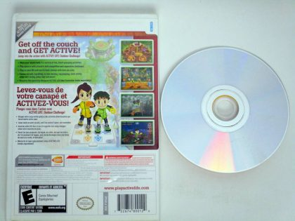 Active Life Outdoor Challenge game for Nintendo Wii   The Game Guy