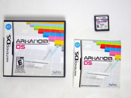 Arkanoid game for Nintendo DS -Complete