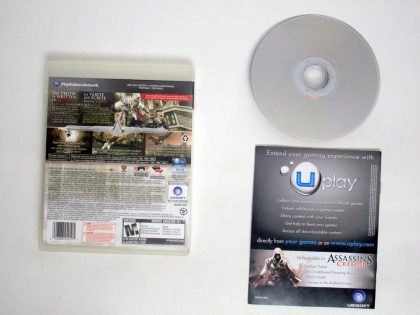 Assassin's Creed II The Master Assassin's Edition game for Sony PlayStation 3 | The Game Guy