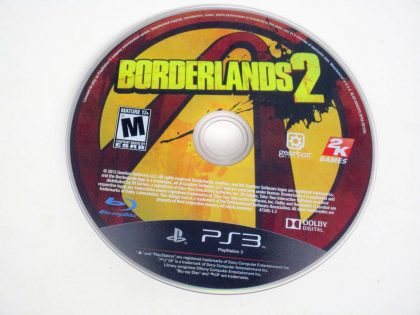 Borderlands 2 game for Sony PlayStation 3 -Loose