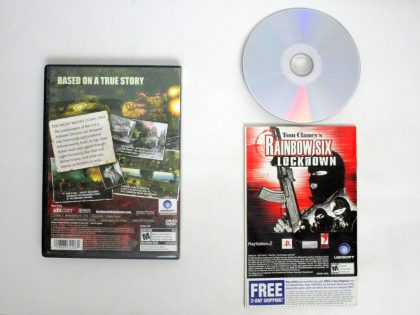 Brothers in Arms Road to Hill 30 game for Sony PlayStation 2 | The Game Guy