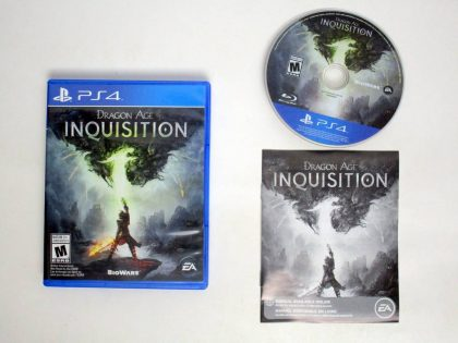 Dragon Age: Inquisition game for Sony PlayStation 4 -Complete