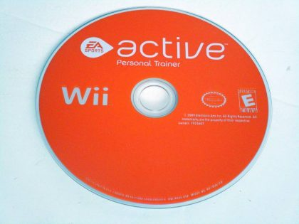 EA Sports Active game for Nintendo Wii -Loose