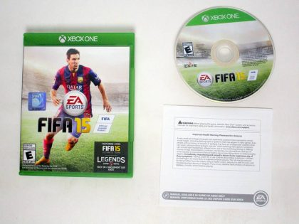 FIFA 15 game for Microsoft Xbox One -Complete