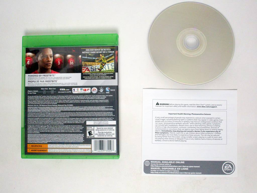 FIFA 17 game for Microsoft Xbox One   The Game Guy