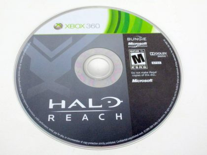 Halo: Reach game for Microsoft Xbox 360 -Loose