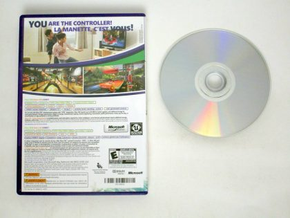 Kinect Adventures game for Microsoft Xbox 360 | The Game Guy