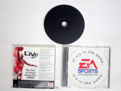 NHL '98 game for Sony PlayStation 1 | The Game Guy