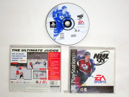 NHL '98 game for Sony PlayStation 1 -Complete