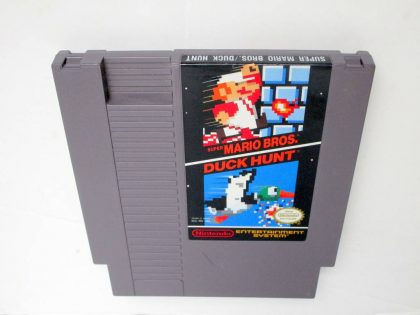 Super Mario Bros and Duck Hunt game for Nintendo NES -Loose