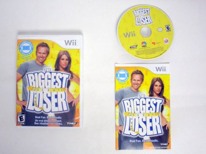 The Biggest Loser game for Nintendo Wii -Complete